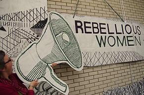 Rebellious Women 2017 Poole, Dorset Skin