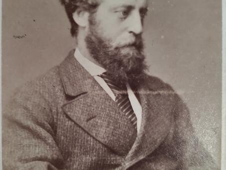 Henry Irwin Jenkinson 1838-1891 full biograpghy