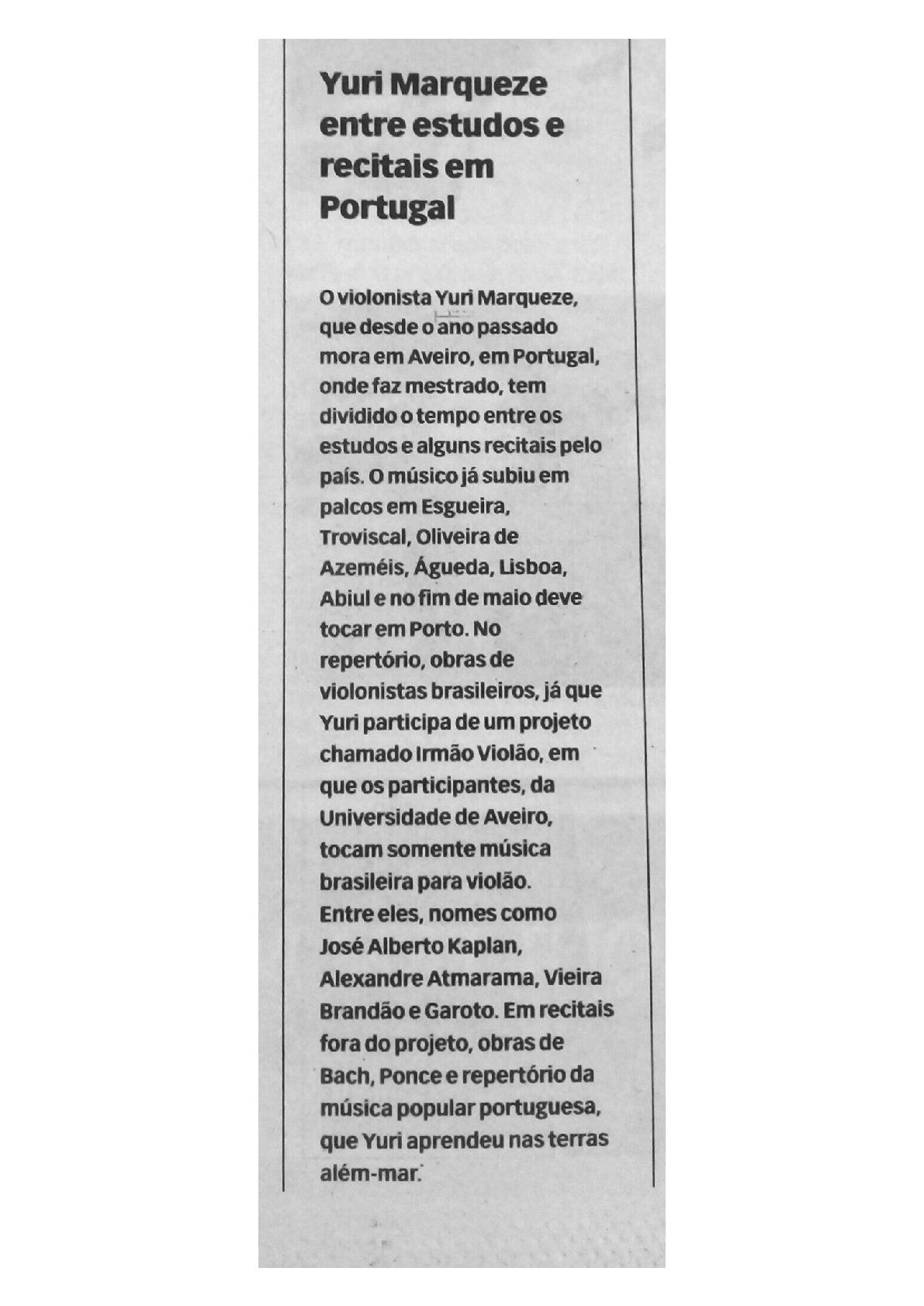 Jornal de Londrina 2015