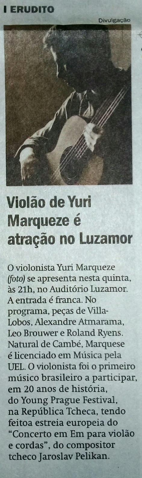 O Diário do Norte do Paraná 16-02-2012