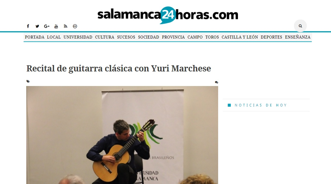Salamanca 24h (Espanha) 27-09-17
