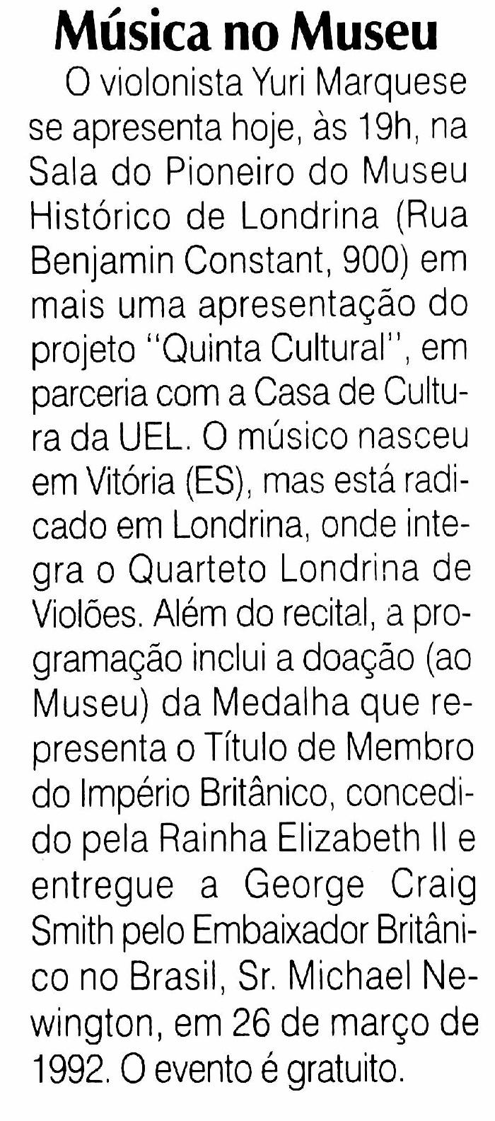 Folha de Londrina 21-10-2010