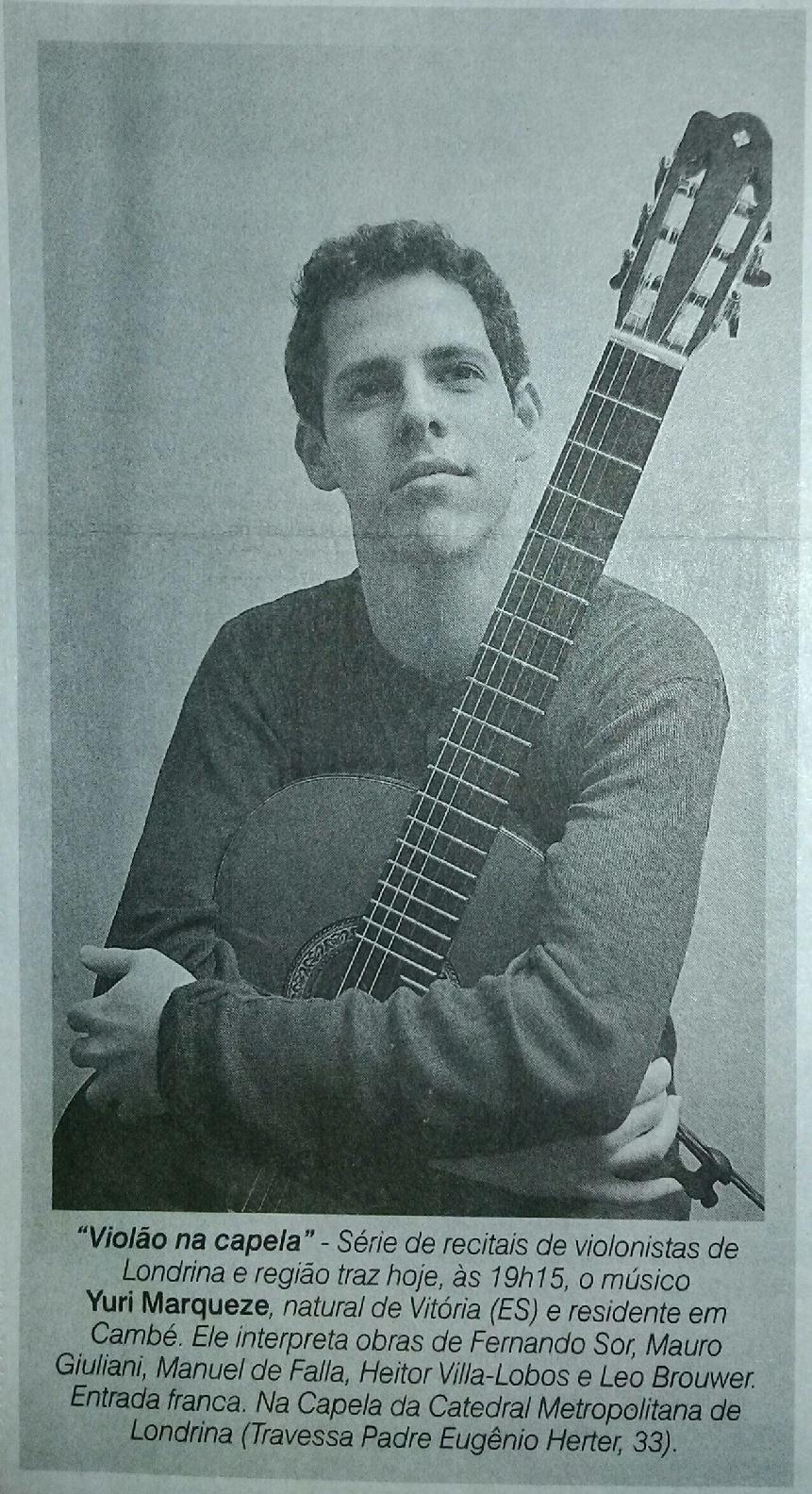 Folha de Londrina 17-05-2013