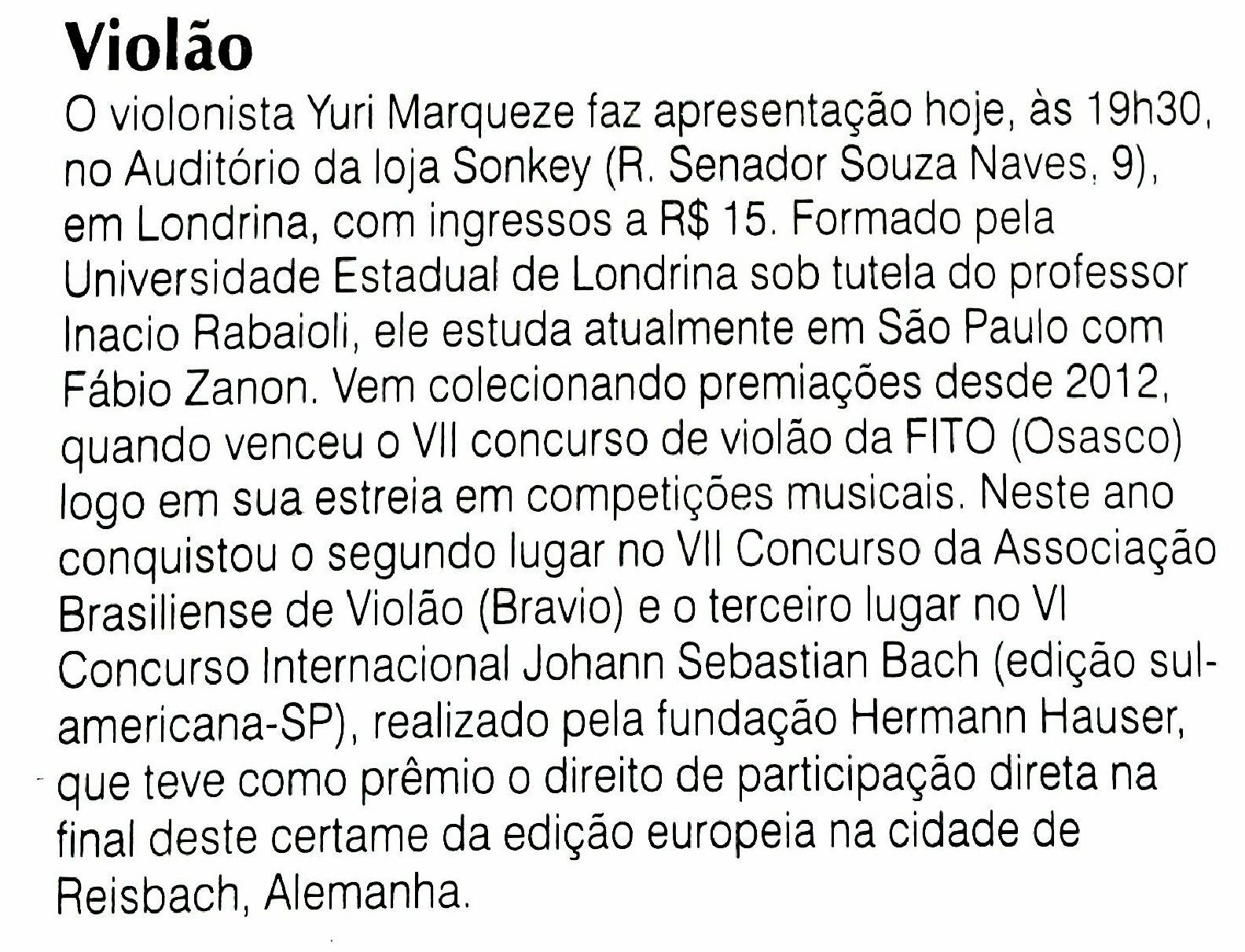 Folha de Londrina 5-11-2013