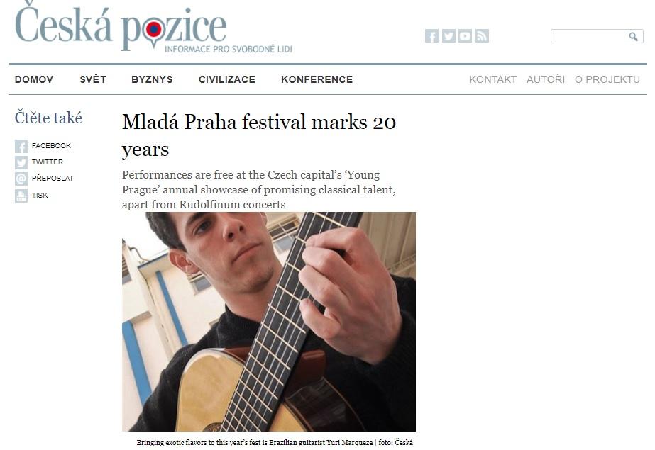 Česká pozice (Praga) Set.2011