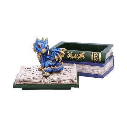 Blue Dragonling Diaries Box 11.3cm