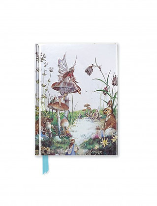 Fairy Story Embossed Pocket Book