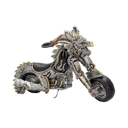 Dracus Birota Steampunk Dragon Motorcycle 29cm