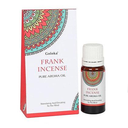 Goloka 10ml Frank Incense Fragrance Oil