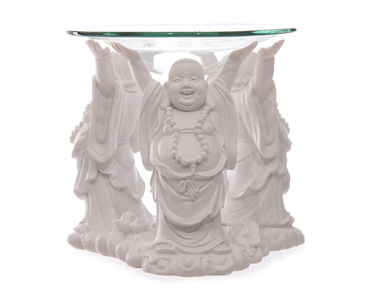 Laughing Buddha Oil Burner Ornament