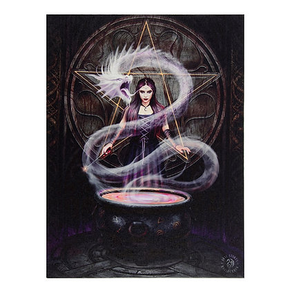 The Summoning - Anne Stokes Canvas