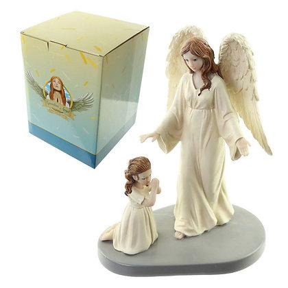 Celestial Guardian Angel Mother Divine Ornament - 22.5cm - Natasha Faulkner