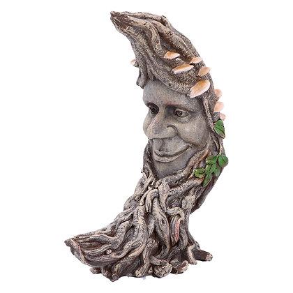 Luna Oak Tree Spirit Moon Ornament - 17.5cm