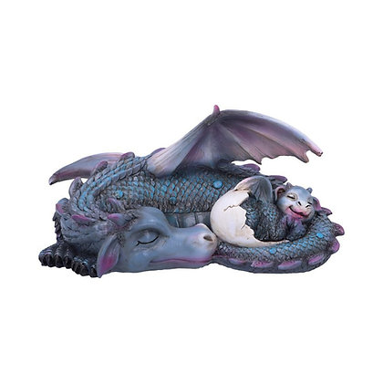 Dream a Little Dream Blue Dragon Ornament 20.3cm
