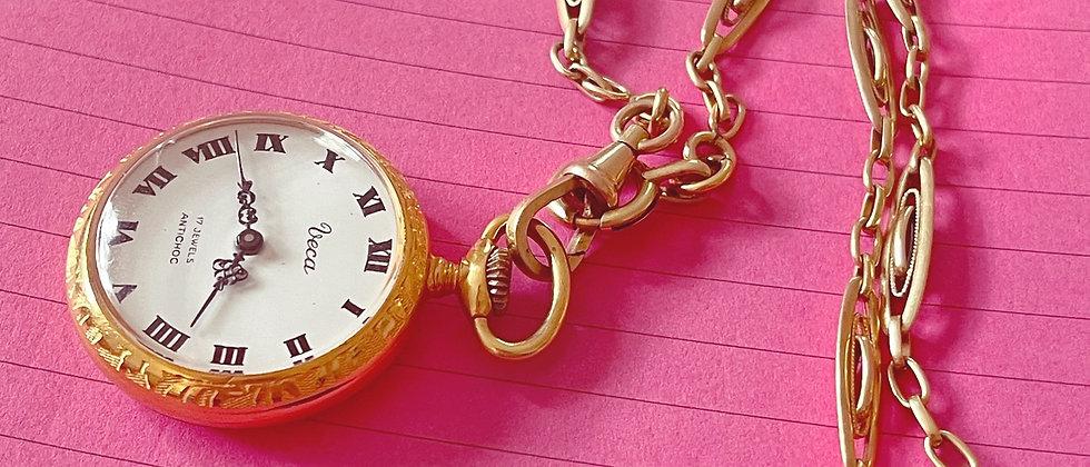 Crazy Veca pocket watch