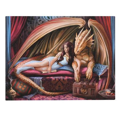 Inner Sanctum - Anne Stokes Canvas