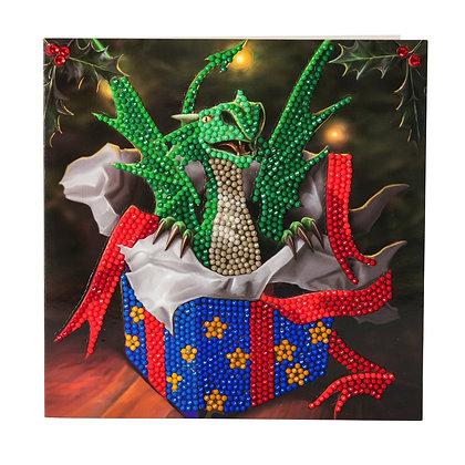 Dragon Gift Crystal Art Card Kit