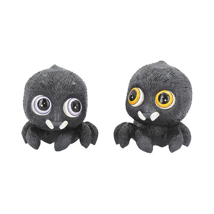 Incy and Wincy Spider Ornaments - 6.9cm