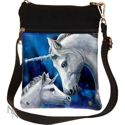 Sacred Love Unicorn Shoulder Bag 23cm (Lisa Parker)