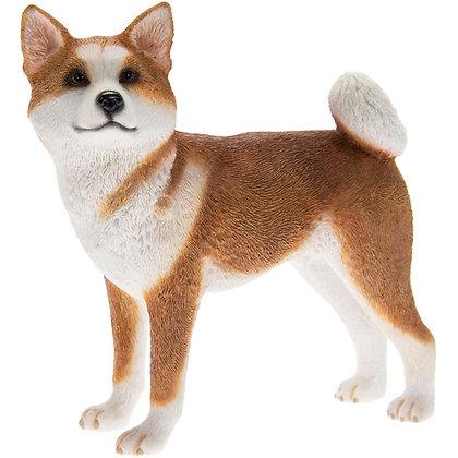 Leonardo Akita Dog Ornament