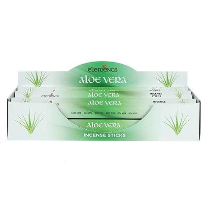 20 Aloe Vera Incense Sticks