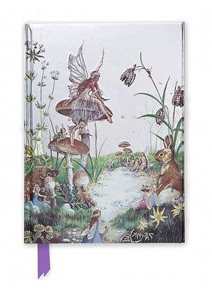 Fairy Story Embossed Journal