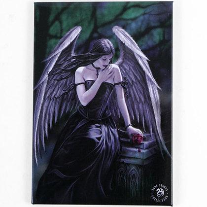 Lost Soul Gothic Angel Fridge Magnet - Anne Stokes