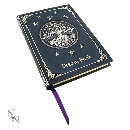 A5 Embossed Tree of Life Dream Book Journal