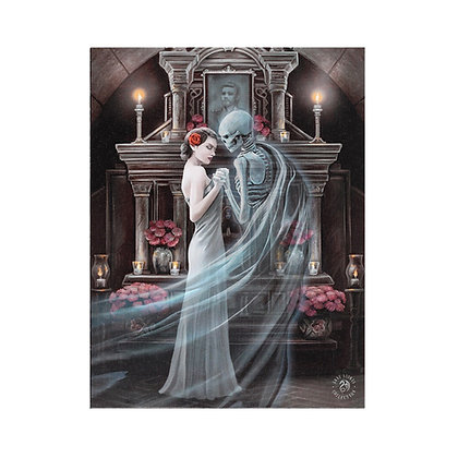 Forever Yours - Anne Stokes Canvas