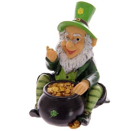 Lucky Leprechaun Money Box