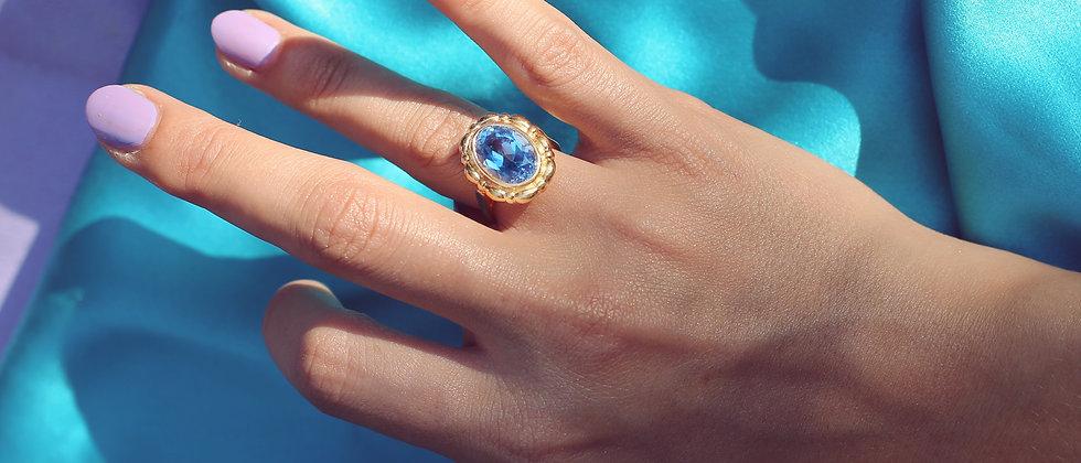 80s princess ring