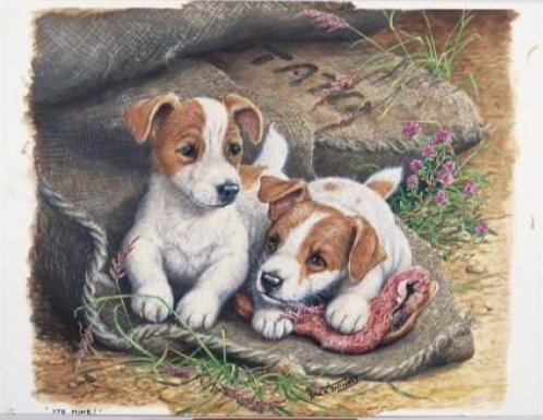 Jack Russells 1000 Piece Jigsaw Puzzle