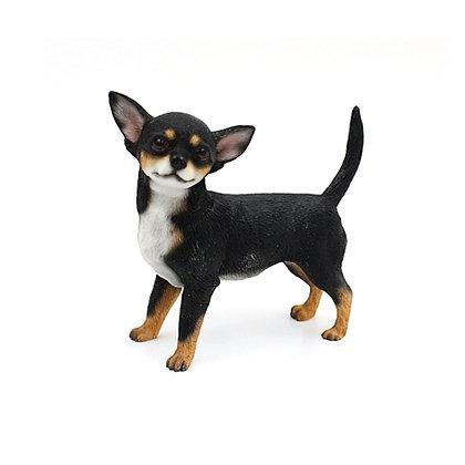 Leonardo Chihuahua Dog Ornament