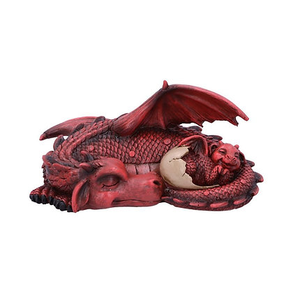 Dream a Little Dream Red Dragon Ornament 20.3cm