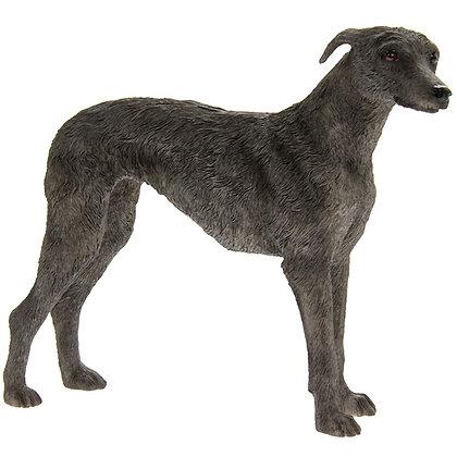 Leonardo Lurcher Dog Ornament