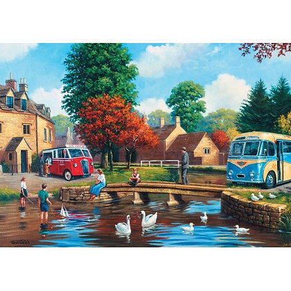 The Cotswold 1000 Piece Jigsaw Puzzle