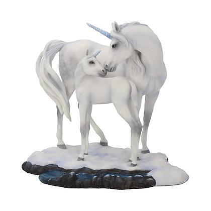 Sacred Love Unicorn Ornament - Lisa Parker - 21cm