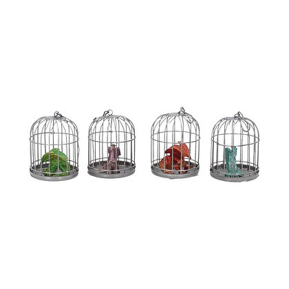 Dragonling Pet Ornaments 5.5cm (Set of 4)