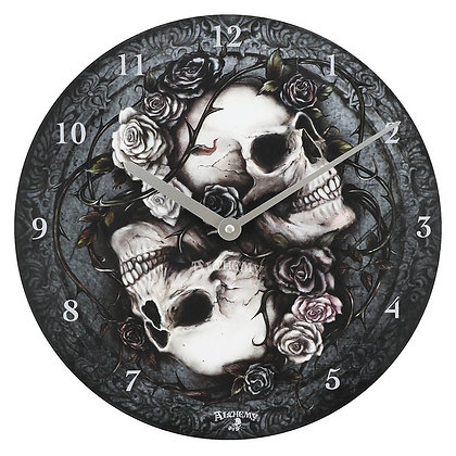 Dioscuri Clock - Alchemy