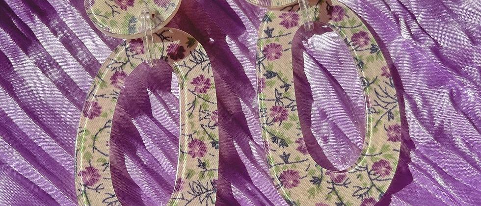 Marion Godart floral clips