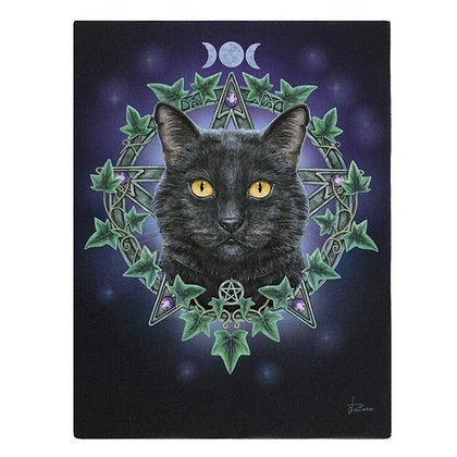 The Charmed One - Lisa Parker Canvas