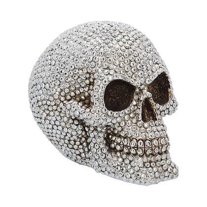 Priceless Grin Skull Ornament 16cm