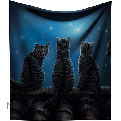 Wish Upon a Star Throw 160cm - Lisa Parker