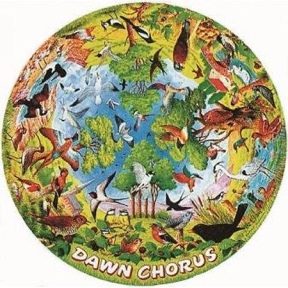 Dawn Chorus 500 Piece Circular Jigsaw Puzzle