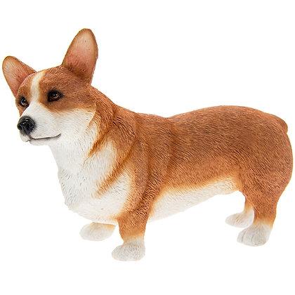 Leonardo Corgi Dog Ornament