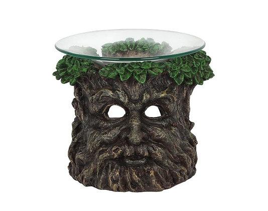 Green Man Oil Burner Ornament