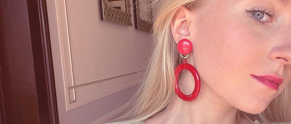 Carmen red pending clips