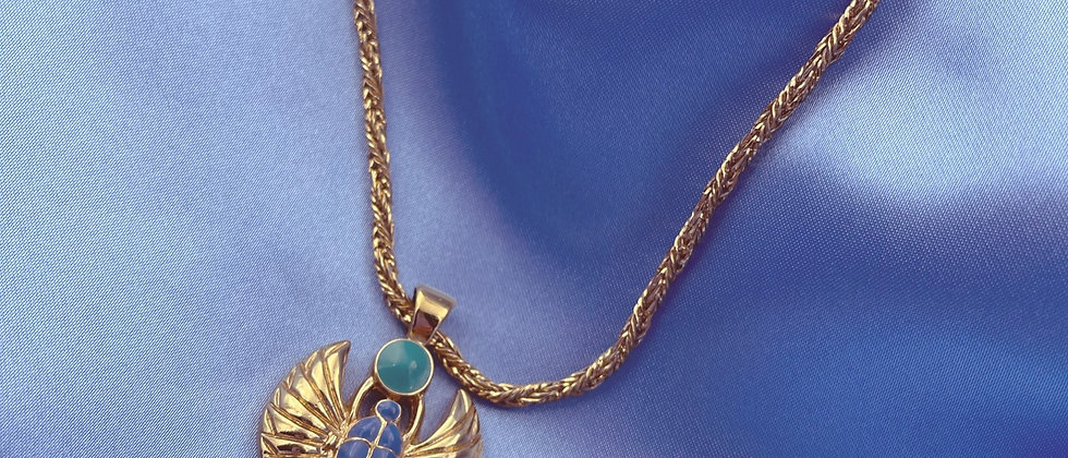 Jackie Collins Egyptian Revival