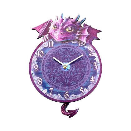 Dragon Tickin' Pendulum Clock