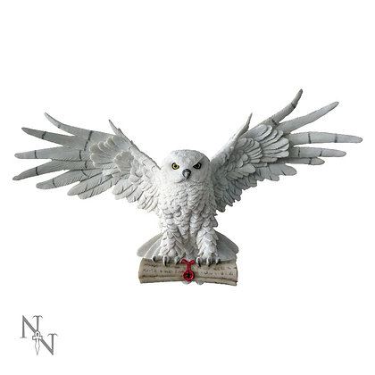 The Emissary Owl Wall Mounted Ornament - 49cm